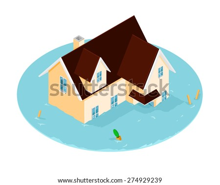 a vector illustration of a home
