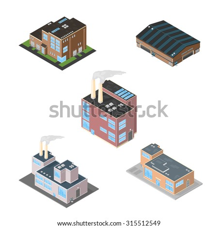 a vector illustration of a set