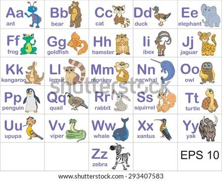 Get ABC: Animals Alphabet Game - Learn the Alphabet ...