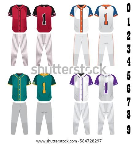 stock-vector-a-vector-illustration-of-baseball-jersey-design