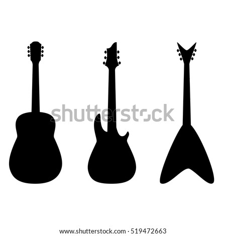 a vector silhouette of an