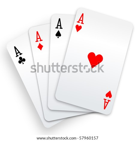2 card poker logo graphics utah
