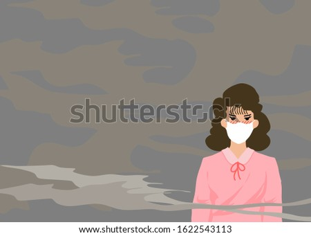 a woman in pink blouse is