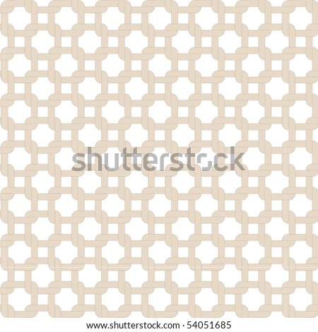 A woven vector pattern
