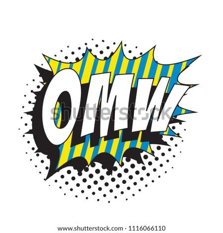 abbreviation omw  on my way  in