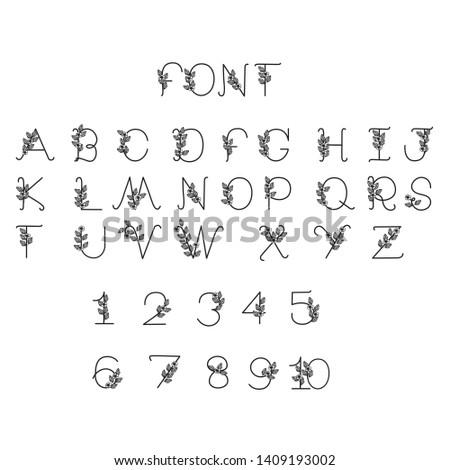 abc collection design, alphabet abc decor