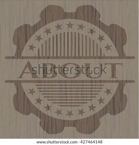 About wooden emblem