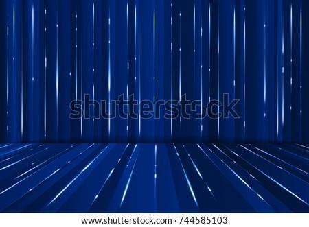abstrac digital lazer line