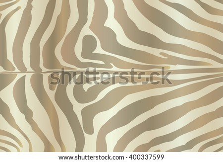 abstract african pelt
