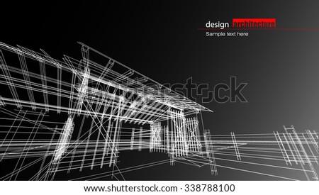 Architecture Design Background architectural designs wallpapers: fotobehang architectuur d zaak