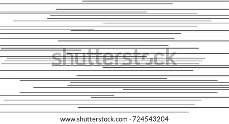 abstract art monochrome line pattern background vector