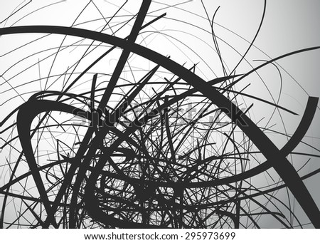 abstract art vector abstract