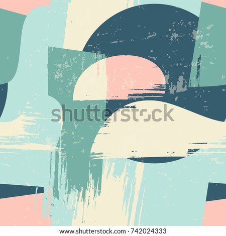 abstract artistic seamless