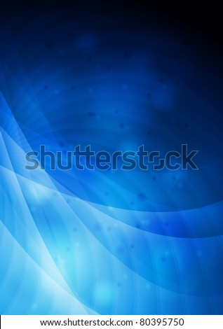 Abstract backdrop with waves. Eps 10
