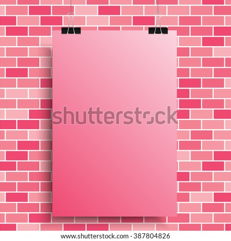 abstract background a pink
