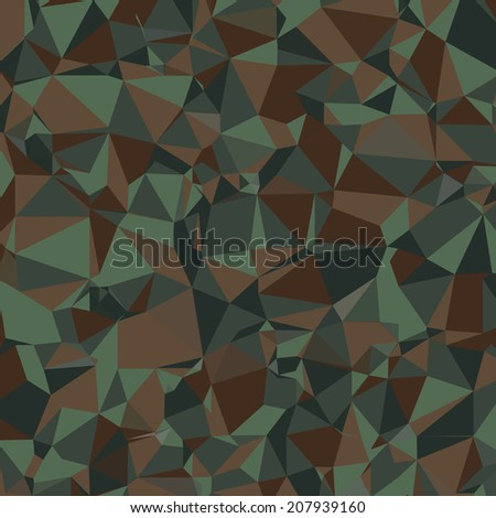 abstract background based on
