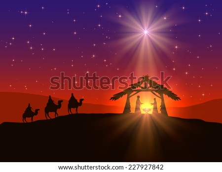 Ramadan Kareem Greeting Card. Muslim Mosque Silhouette On Night.. Royalty  Free Cliparts, Vectors, And Stock Illustration. Image 78064063.