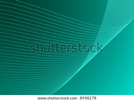 Abstract background cyan vector illustration.