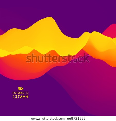 abstract background dynamic