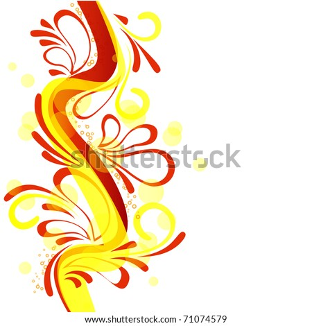 Abstract background, element for design