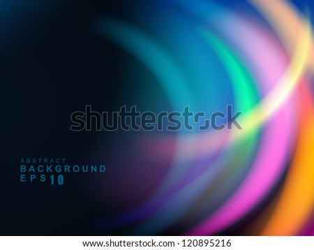 Abstract background. EPS 10.