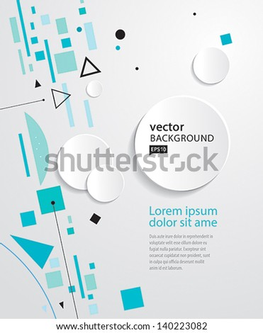 Abstract background EPS10 #140223082