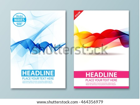 Blank company profile template download free vector art stock flyer brochure poster presentation leaflets business card wajeb Image collections