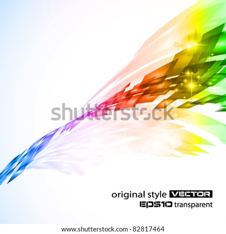 Abstract Background for business corporate flyers, elengant and original covers or advertising posters.