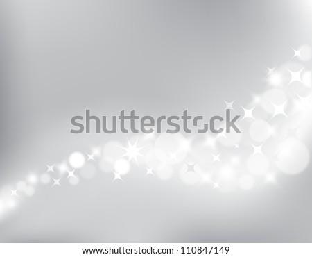 Abstract background for design, vector light bokeh