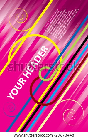Abstract background for your business artwork.