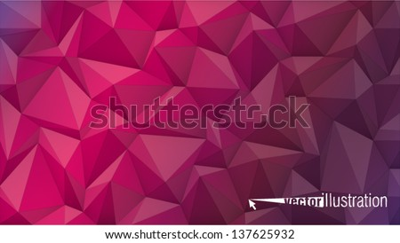 stock-vector-abstract-background-from-crystal-you-can-change-the-color-keeping-the-same-d-image