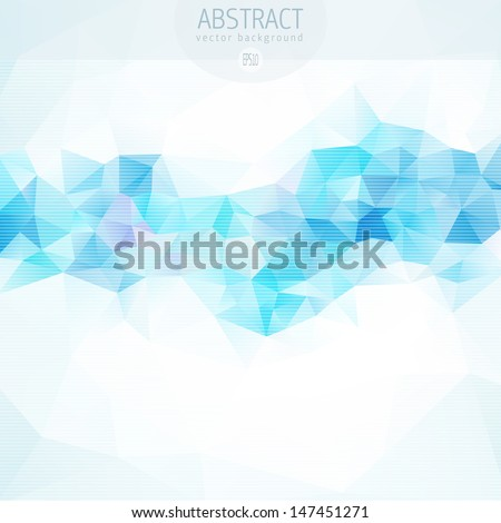 Abstract background, geometric pattern, geometric shapes, geometric art, geometric background, mosaic pattern, geometric abstract, graphic design, blue, vector art