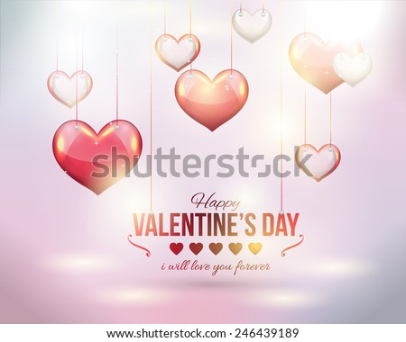 pink valentine's day heart vector background - download free, Ideas