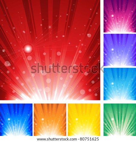 Abstract Background Illustration 10 document.
