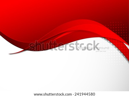 stock-vector-abstract-background-in-red-color-with-waves