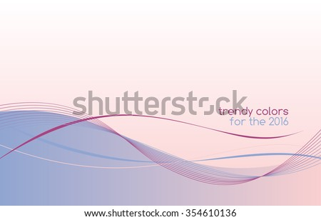 abstract background in trendy