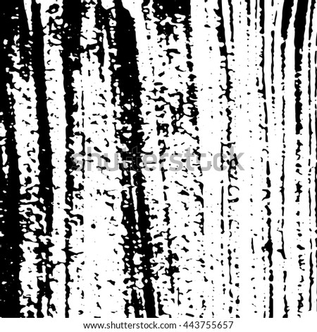 Abstract background. Ink brush strokes. Dry brush illustration.