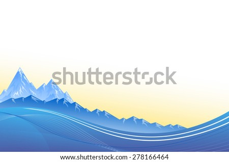 abstract background landscapes