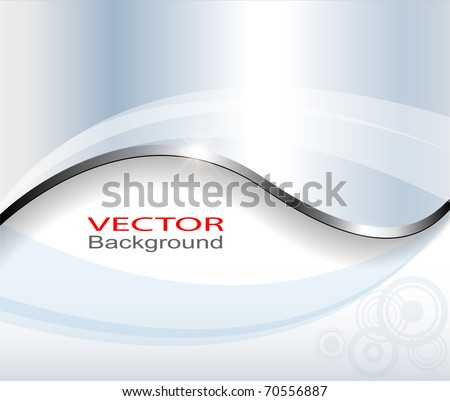 Abstract background light blue, vector.