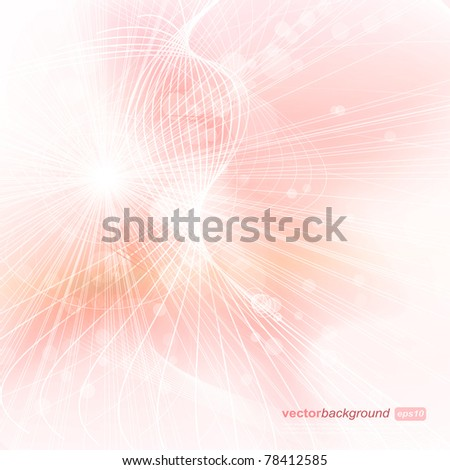 Abstract background light pink, soft and elegance.