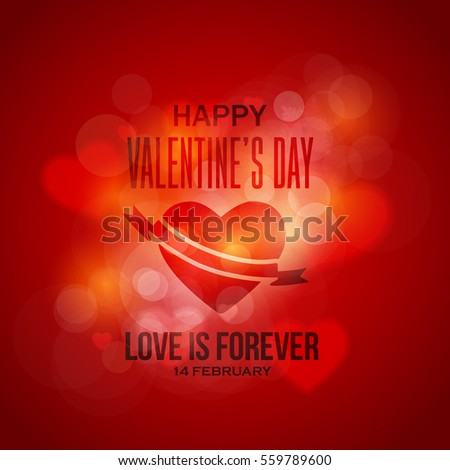 Beautiful love theme background 03 vector Free vector in