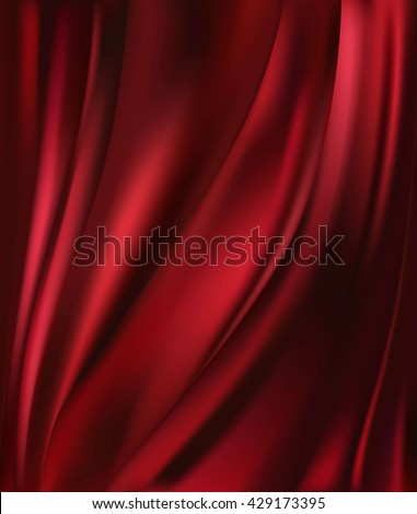 abstract background luxury red