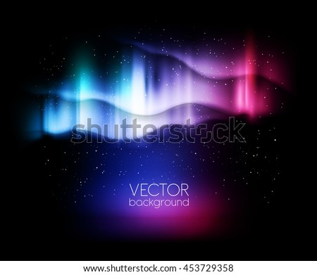 abstract background northern