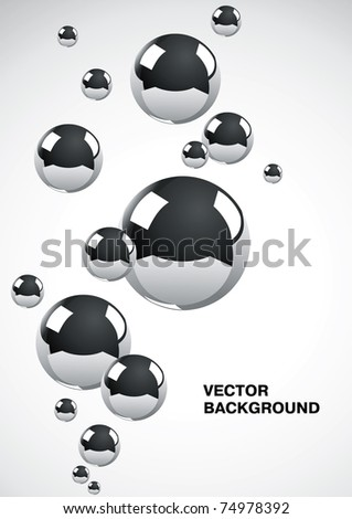 abstract background of a set of