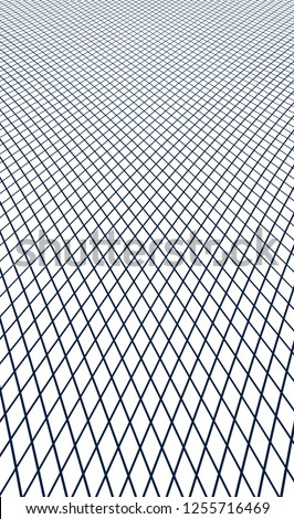 Abstract background of dimensional 3d low poly mesh vector illustration, lattice surface.