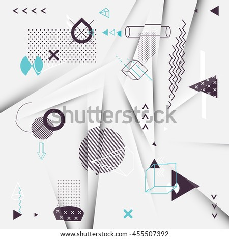 abstract background of