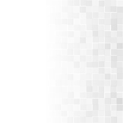 Abstract background of small squares in gray colors with horizontal gradient