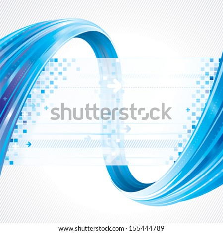 Abstract background of technology connections.