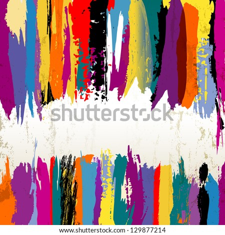 abstract background  paint