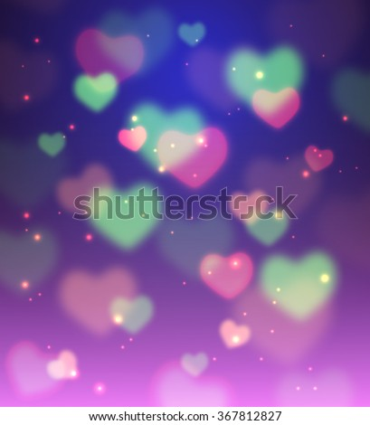 abstract background  pink magic
